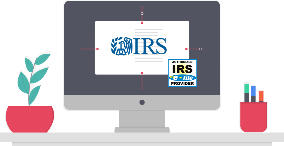 IRS Stamped Schedule 1 File